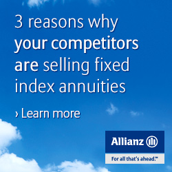 3 reasons why your competitors are selling fixed index annuities.