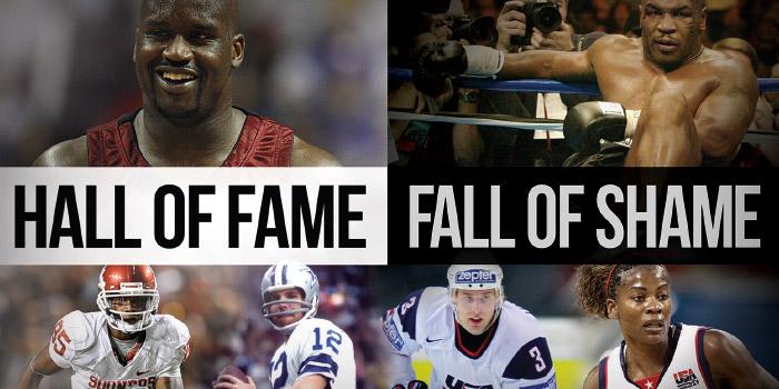 Hall of Fame - Fall of Shame