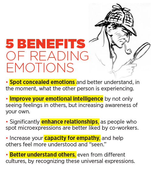 5 Benefits of Reading Emotions