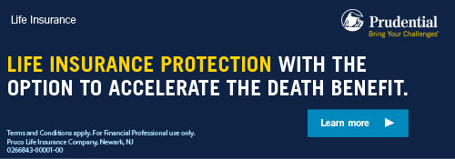 Life Insurance Protection with the Option to Accelerate the Death Benefit