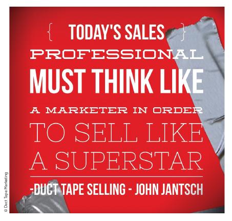Think Like a Market - Sell Like a Superstar