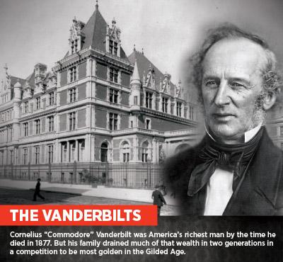 how-dynasties-lost-their-fortunes-Vanderbilts
