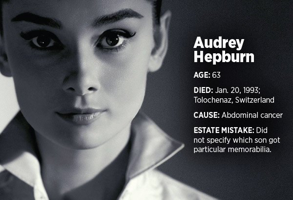 Audrie Hepburn