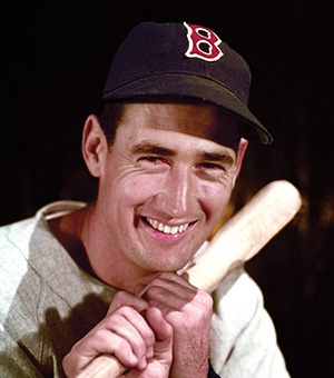 Image result for baseball player ted williams newspaper articles on his death